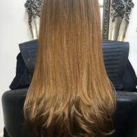 Lushlocks - Straight Brown Extension 4