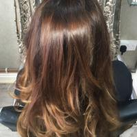 Lushlocks - Curly Brown Extension 3