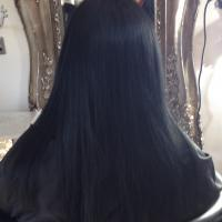 Lush Locks - Long Black Hair Extensions 4