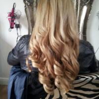 Lush Locks - Long Blonde Hair Extensions After 2