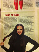 Lushlocks Salon - In the Press